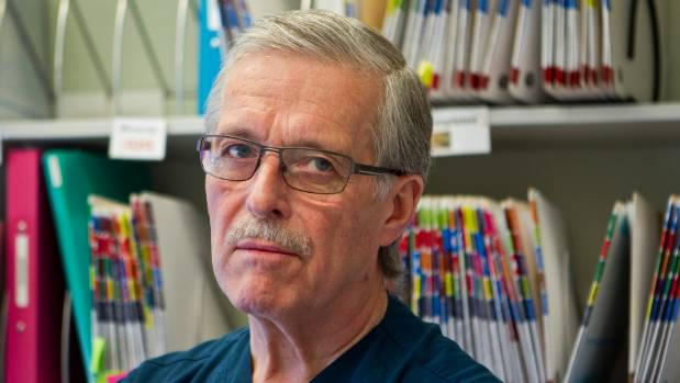 Canterbury Charity Hospital co-founder Dr Philip Bagshaw says surgeons volunteering their time to diagnose bowel cancer ...