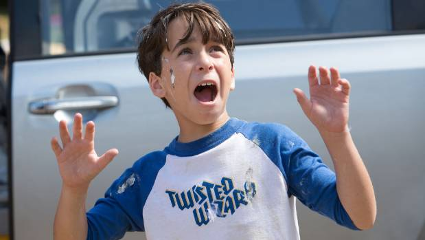 Expect plenty of messy antics in Diary of a Wimpy Kid: The Long Haul.