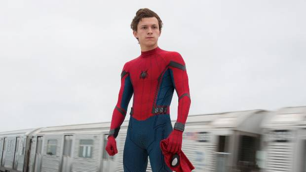Tom Holland is the latest actor to don the Spidey suit.