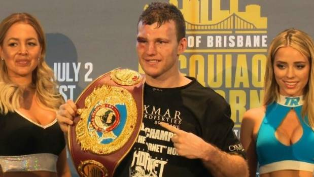Manny Pacquiao wants WBO to review his fight with Jeff Horn