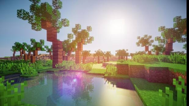 A fully upgraded lighting system is one of the major improvements in the Super Duper Graphics Pack