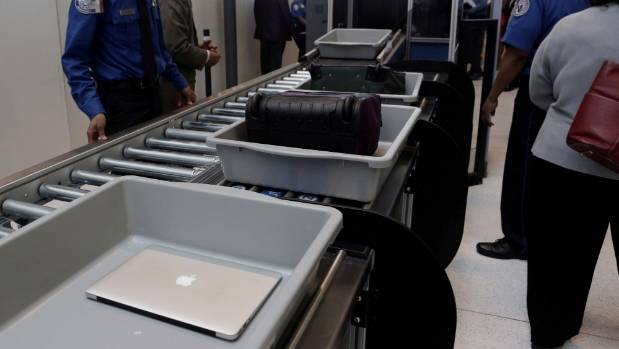 The USA has drastically tightened airport security in recent years