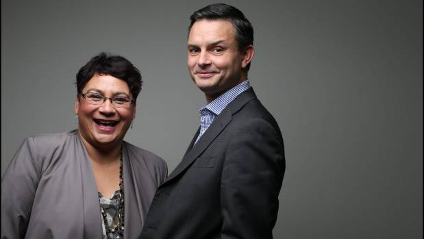 The Greens and NZ First have a tense relationship.