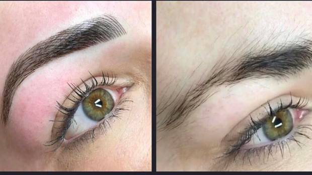 The rise of semi permanent makeup demand for microblading for How is microblading different to tattooing