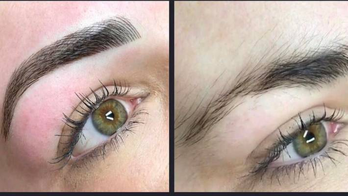 The rise of semi-permanent makeup: demand for microblading grows