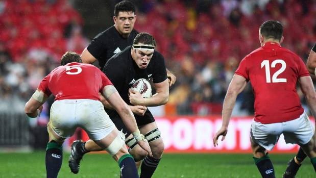 Brodie Retallick says the second test was far more confrontational than the first.