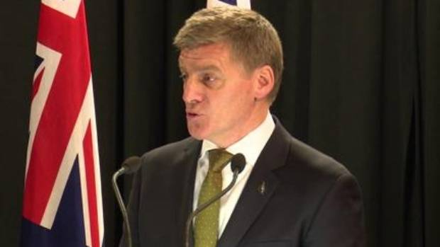Prime Minister Bill English confirmed Cabinet was briefed on funding options for restoration on Monday.