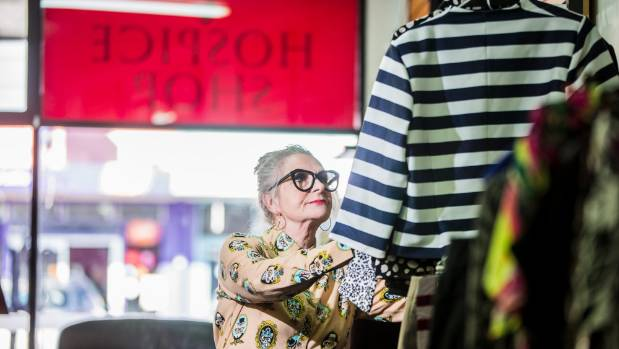 Stylist and fashion adviser Jackie Halliday is offering free advice to people on a tight budget as to how they can dress ...