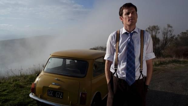 Auckland-based filmmaker, Simon Ogston.
