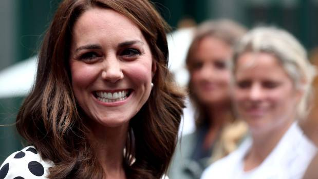Kate Middleton 'BANNED from Wimbledon final' for THIS reason