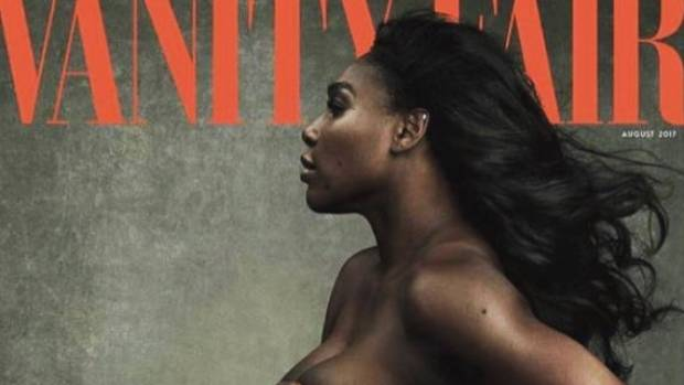 The man who put a naked, pregnant Serena Williams on the cover of his magazine is leaving.