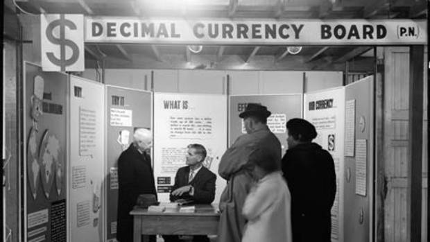 1967 was a big year in history and it wasn't just the changeover to dollars and cents.