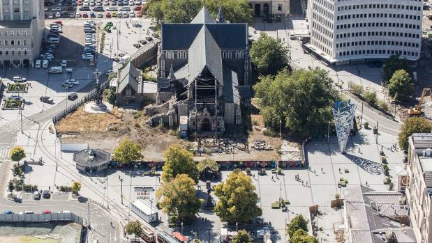While the Christ Church Cathedral's fate has been in in limbo, commercial and civic development of the heart of the city ...
