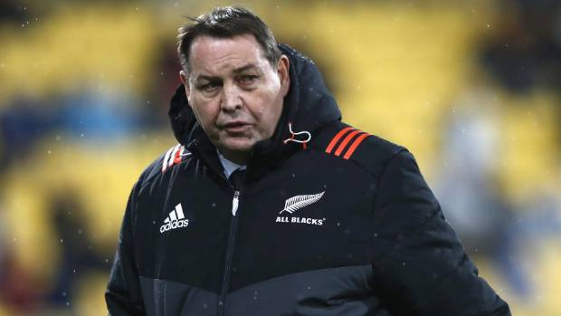 Lions tour: British media see the dark side in All Blacks