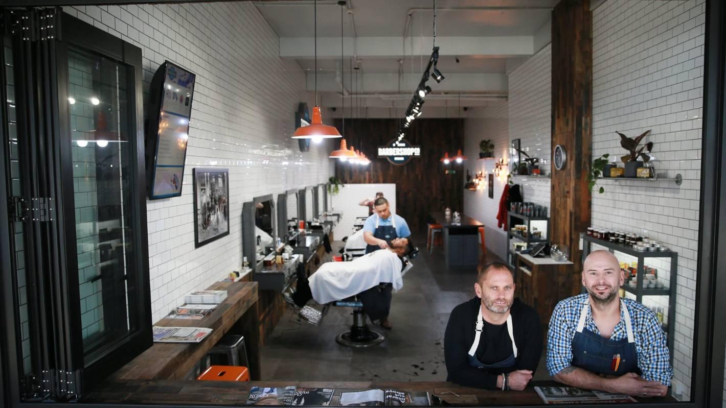 Barber Boom In Hamilton As Men Queue For High End Haircuts