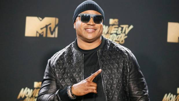 LL Cool J. James to his mum.