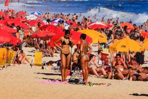 Ipanema Beach is great for people watching, when you need a distraction.