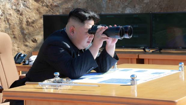 North Korea too small for military response