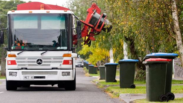 Auckland Council plans to introduce a completely new rubbish system by 2020.