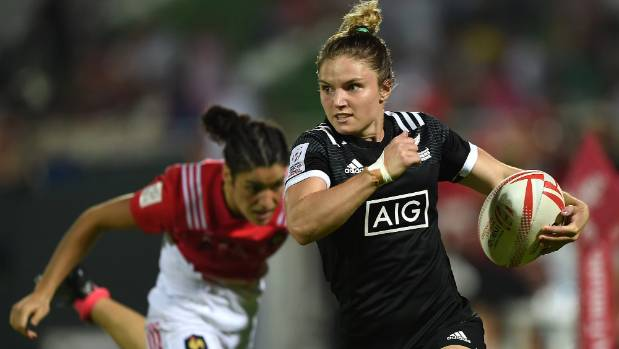 Canada captain Landry up for World Rugby sevens player of the year