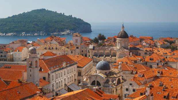 Experience something a little difference by cruising the Adriatic and stopping in Dubrovnik, Croatia.