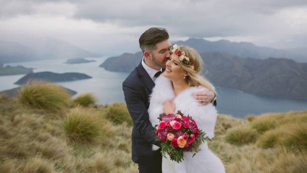Elicia And Daniel Wanted Their Intimate Wedding To Be Set In A Beautiful Nature Scene