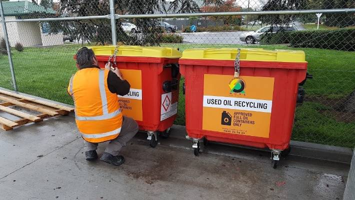 Waste Oil Disposal >> Getting Rid Of Waste Oil No Longer A Problem For Mid Canterbury