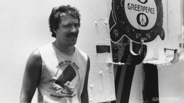 Fernando Pereira died aboard the Rainbow Warrior.
