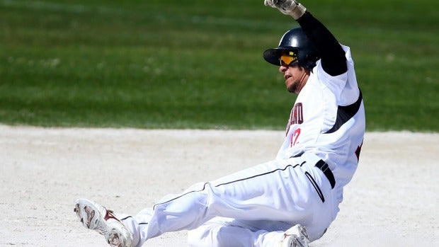 Clutch hitting captain Nathan Nukunuku drove in New Zealand's second run.