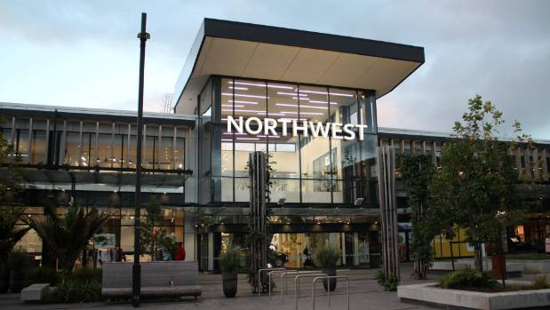 The Northwest Shopping Mall is the closest shopping centre to Whenuapai and Redhills.