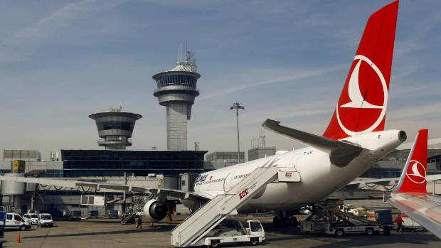 'Bomb on board' Wi-Fi network prompts Turkish Airlines scare