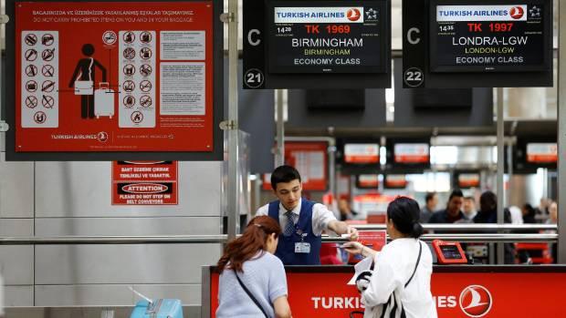 USA lifts laptop ban for Etihad flights