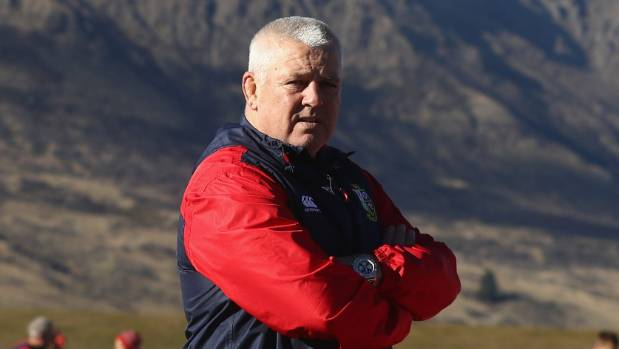 Daly: Lions backs can cut open All Blacks