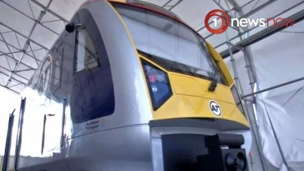 National pledges $267m to Ak and Wellington rail networks