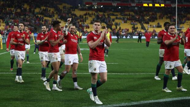 Vunipola survives as Lions side unchanged