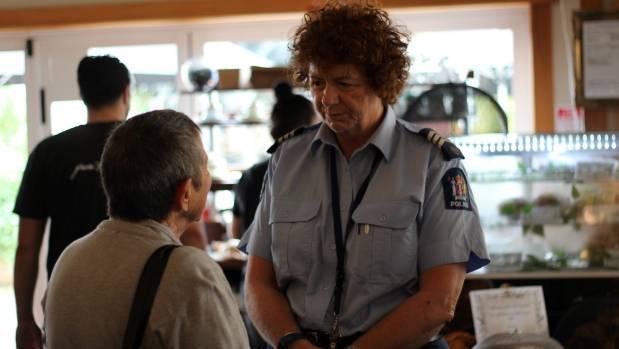Thames-based prosecutor Sergeant Miriam Charmley.