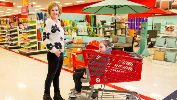 Drew Ann Long was having a difficult time taking her daughter with special needs out with her on errands - so she ...