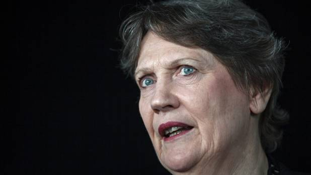 Former Labour leader and Prime Minister of New Zealand, Helen Clark, is a friend and mentor of the party's newest ...