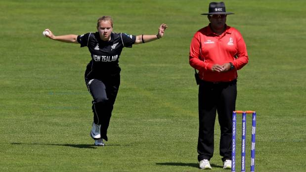 New Zealand brush aside West Indies in Women's World Cup