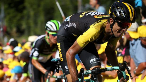 George Bennett remains 10th in the Tour de France after 11 stages.