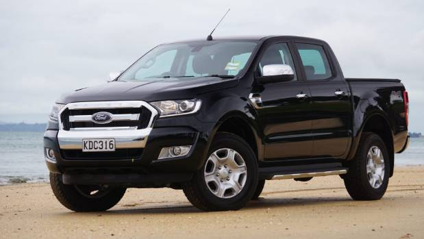 Ford Ranger Is Easily The Biggest Selling Vehicle In New Zealand
