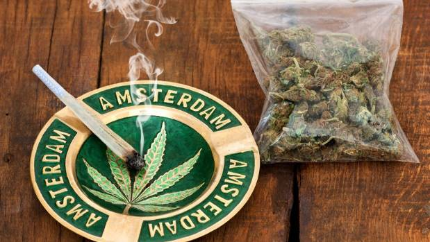 Despite popular belief cannabis is not legal in the Netherlands - it is decriminalised for personal use.