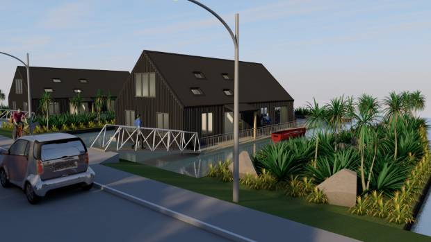Floating communities would be novel for Christchurch, however they are developing overseas as one solution to the ...