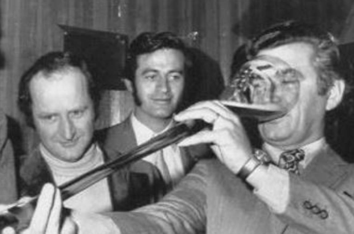 A brief history of the yard of ale and the 21st birthday 'tradition' |  Stuff.co.nz
