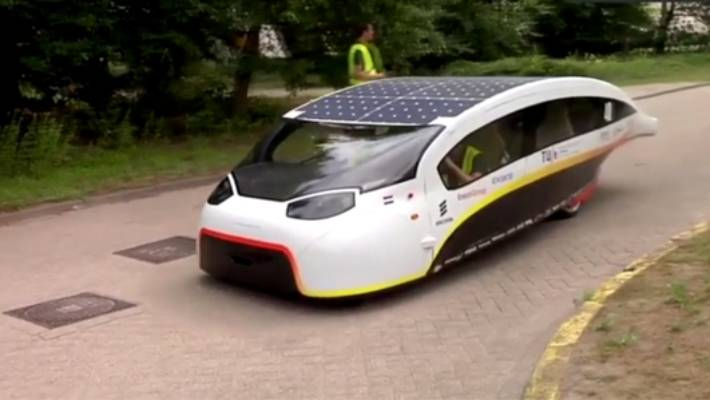 The Stella Vie Claims To Be First Solar Ed Family Car