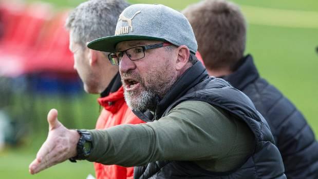 Ole Football Academy technical director Declan Edge has very strong views on New Zealand Football.