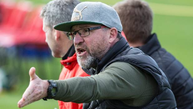 Ole Football Academy technical director Declan Edge has had great success in developing New Zealand footballers.