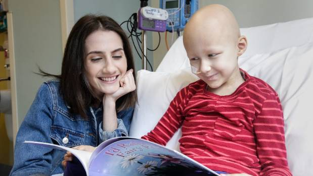 """I've always wanted to be a fairy princess but, when cancer attacks, you have to fight. You have to be a warrior,"" ..."