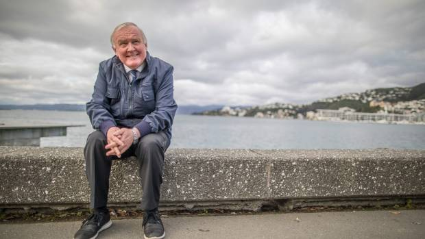 Former Wellington Harbourmaster Captain Mike Pryce has retired after 28 years of service.