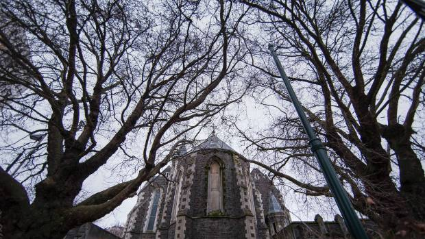 The Christ Church Cathedral has been sitting derelict in the city centre for over six years. It is now home to pigeons ...